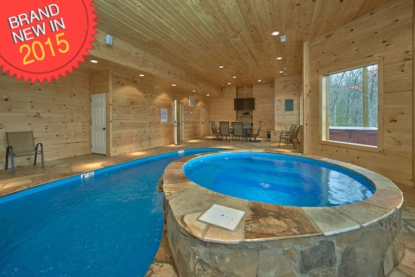 coopers cove 4 bedroom cabin in sevierville Gatlinburg Cabins With Private Pools