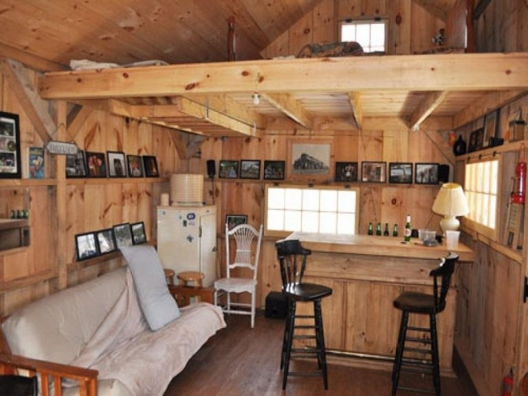 cozy building a small cabin with loft gallery log cabin plans Building A Small Cabin With Loft