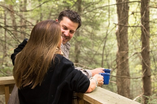 cozy cabin getaways at west virginia state parks west virginia West Virginia State Parks Cabins