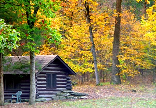 cozy up to oklahomas top state park cabins travelok Broken Bow State Park Cabins