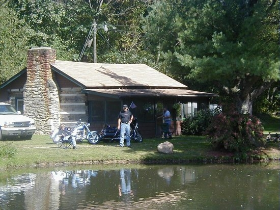 creekwood village resort updated 2018 prices campground reviews Cabins In Maggie Valley Nc