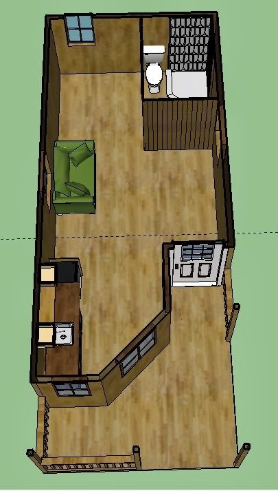 deluxe lofted barn cabin floor plan these are photos of the same Deluxe Lofted Barn Cabin Floor Plans
