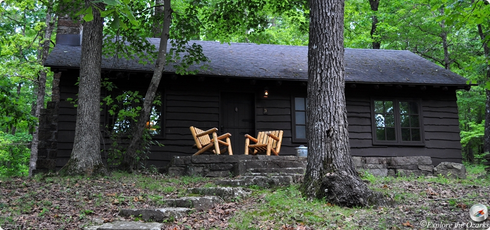devils den state park cabins camping explore the ozarks Arkansas State Parks With Cabins