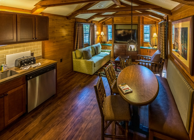 disneys fort wilderness resort refurbished cabin review easywdw Fort Wilderness Lodge Cabins