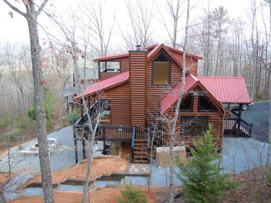 do not rent from escape to blue ridge review of cohutta overlook Escape To Blue Ridge Cabins