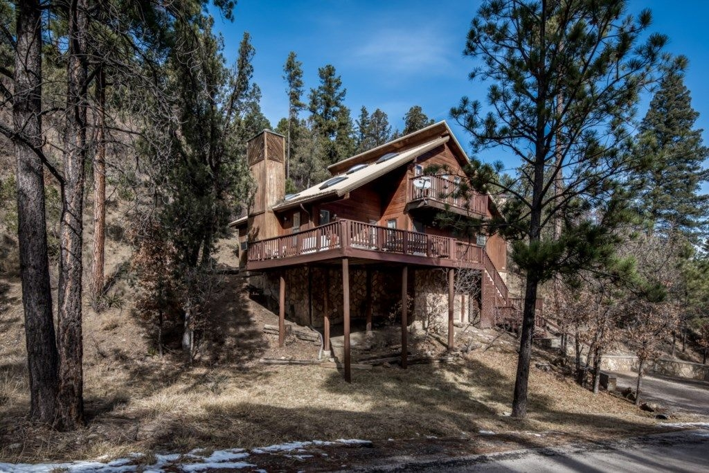 enchanted moose hot tub wifi fireplace vrbo Ruidoso Nm Cabins With Hot Tubs