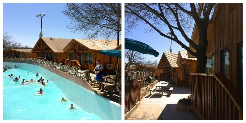 enjoying blastenhoff beach at schlitterbahn new braunfels with Schlitterbahn New Braunfels Cabins