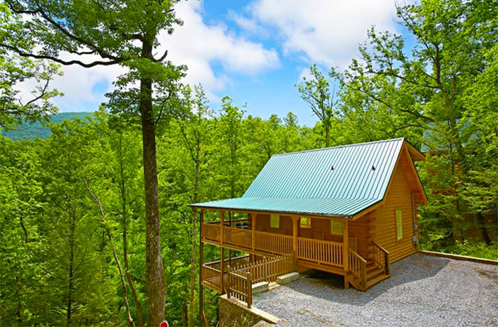find the most secluded log cabins in pigeon forge tn Secluded Cabins In Gatlinburg Tn