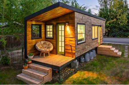 five tiny houses you can build for less 12000 Cost To Build A Small Cabin