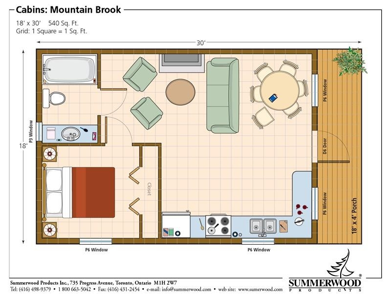 floor plan tiny house pinterest house house plans and house One Bedroom Cabin Floor Plans