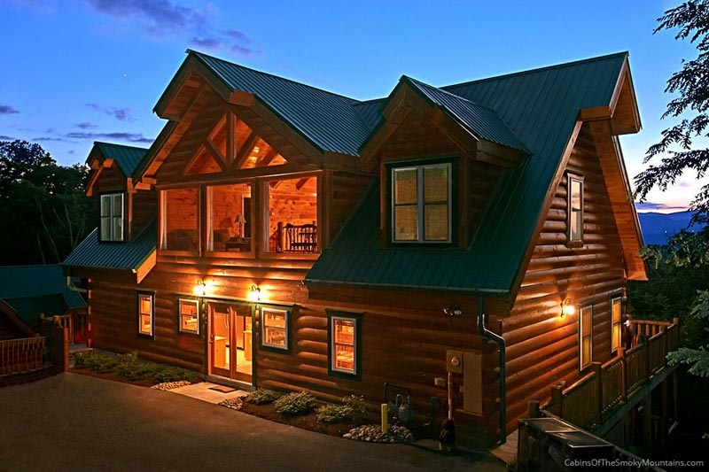 gatlinburg tn cabins smoky mountain rentals from 85 Vacation Cabins In Tennessee