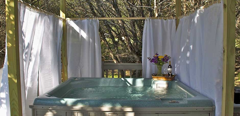 hill country cabin rentals wimberley tx cypress creek cottages Cabins With Hot Tubs In Texas