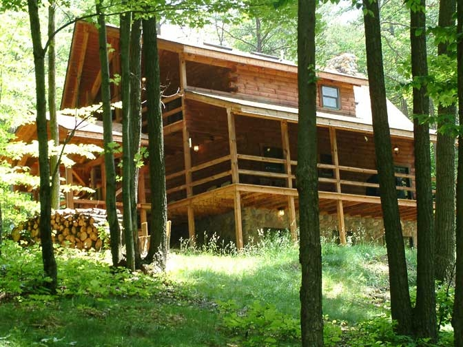 hocking hills cabin luxury log cabin with hot tub old mans cave Luxury Cabins In Hocking Hills