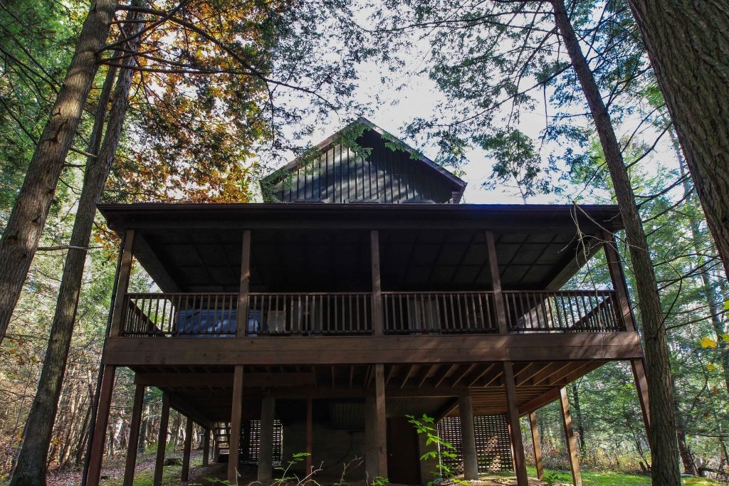 hocking hills most romantic cabins old mans cave chalets Hocking Hills Romantic Cabins