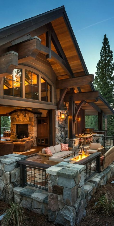 home plate lodge martis camp lake tahoe home pinterest Pinterest Outdoor Cabin Decor