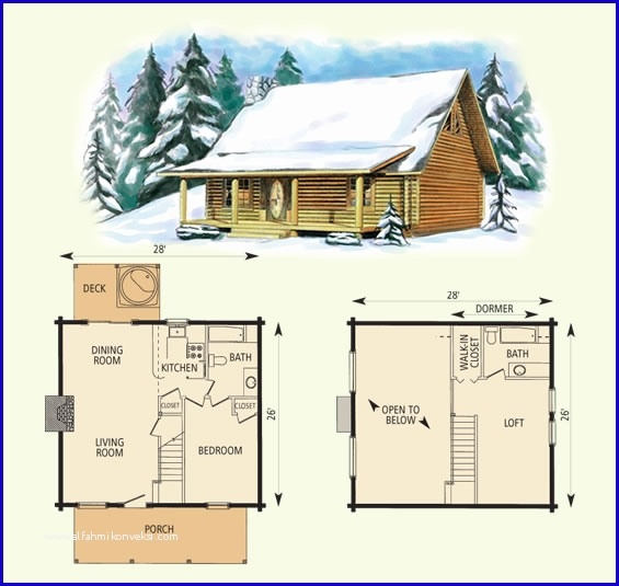 house plans 1624 loft cabin and 1624 cabin plans with loft home 16x24 Cabin Plans With Loft