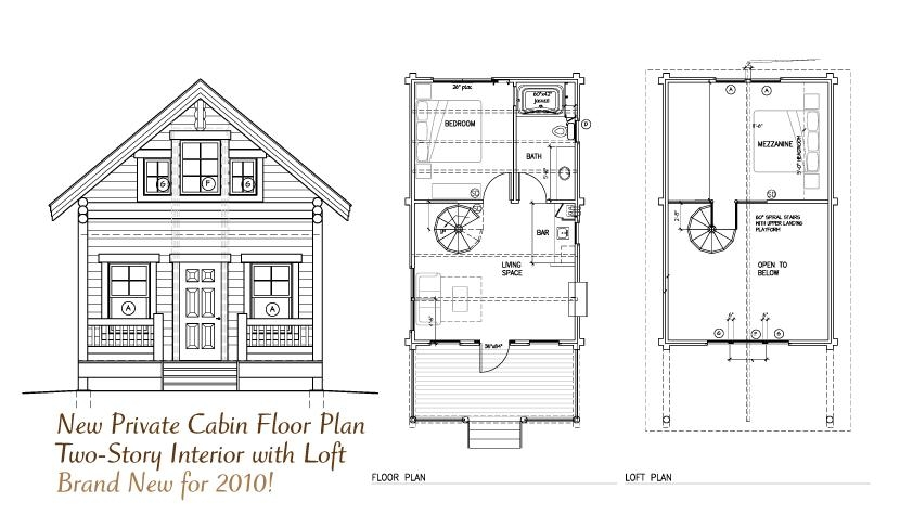 house plans with lofts cabin floor plan loft roll top desk build diy Tiny Cabin Floor Plans With Loft