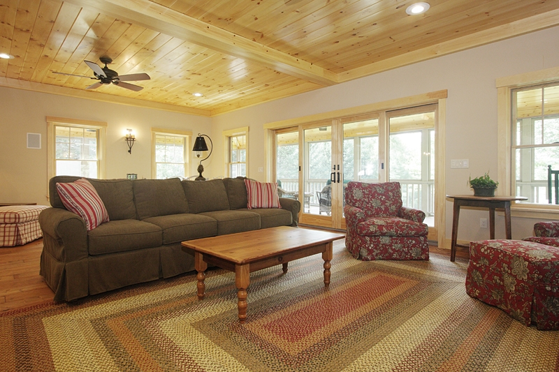 interior decorating ideas starting a project the distinctive cottage Lake Cabin Decorating Ideas