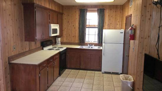 kitchen in cabin 2 picture of paul b johnson state park Paul B Johnson State Park Cabins