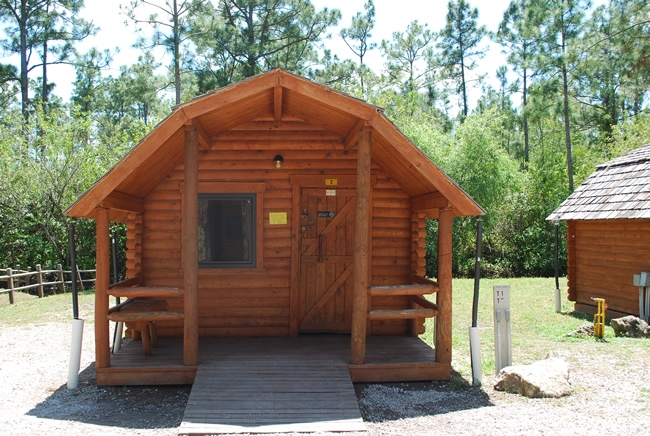 koa campground lion country safari Florida Campgrounds With Cabins