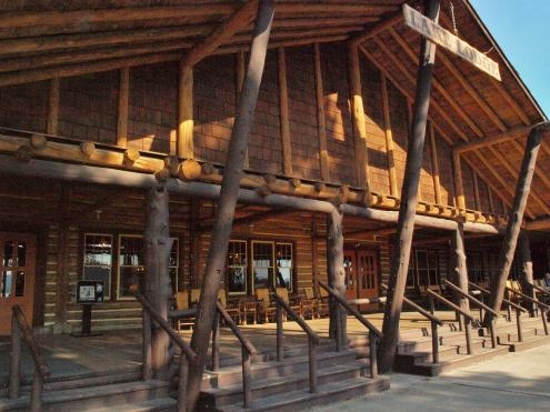lake lodge cabins lodging in this region yellowstone lake region Yellowstone Lake Lodge Cabins