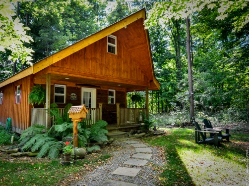 letchworth state park lodging letchworth cabin rental romantic New York State Parks Cabins