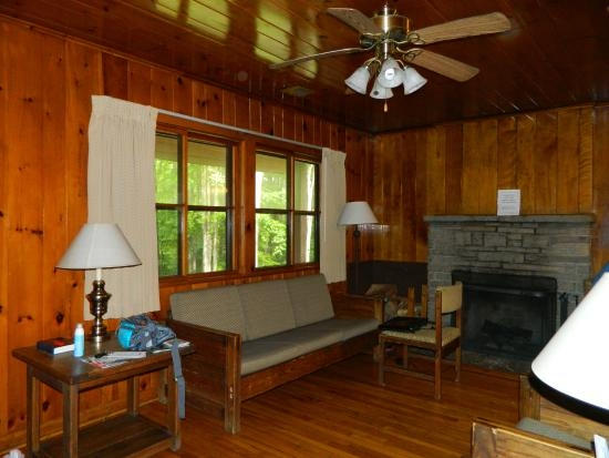 living area picture of blackwater falls state park lodge davis Blackwater Falls State Park Cabins