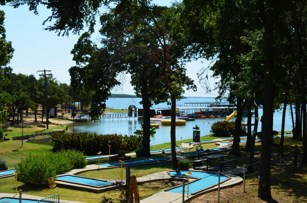 lodge and cabins lake murray Lake Murray Oklahoma Cabins