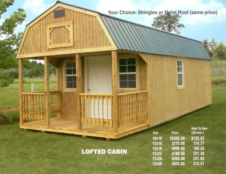 lofted barn cabin rent to own log cabin plans Lofted Barn Cabin Rent To Own