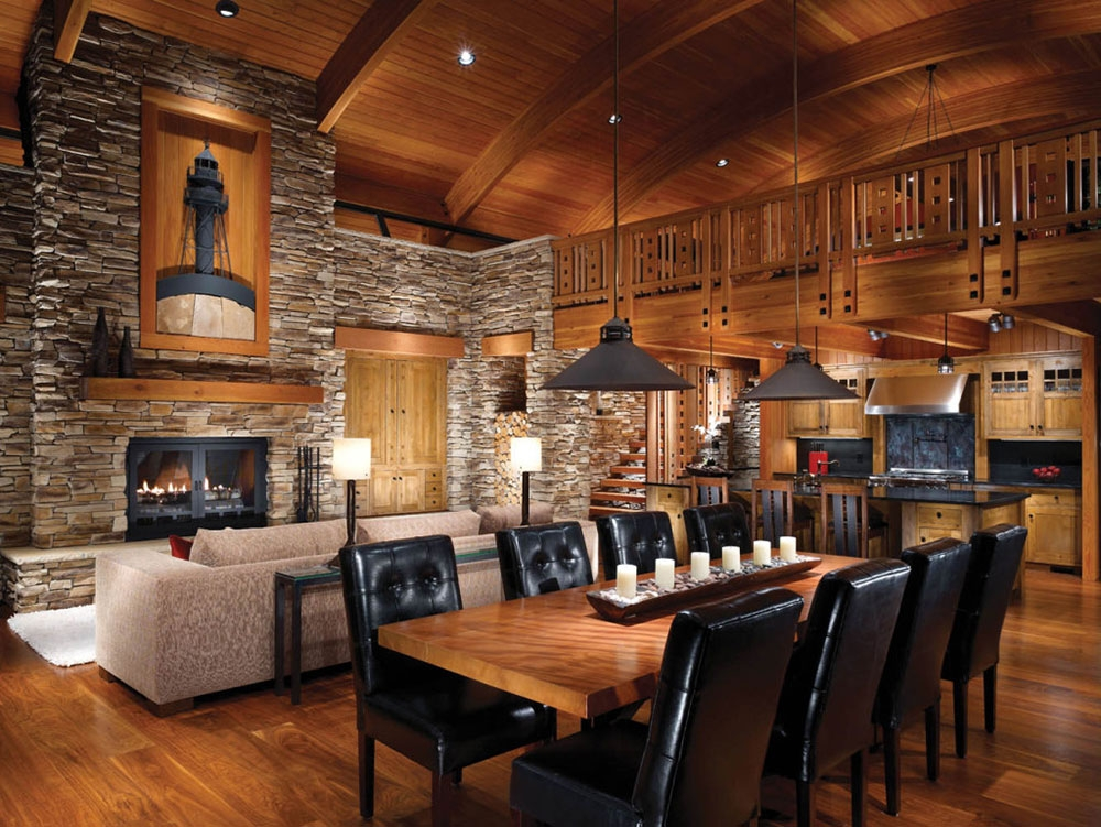log cabin interior design 47 cabin decor ideas Cabin Interior Design Ideas