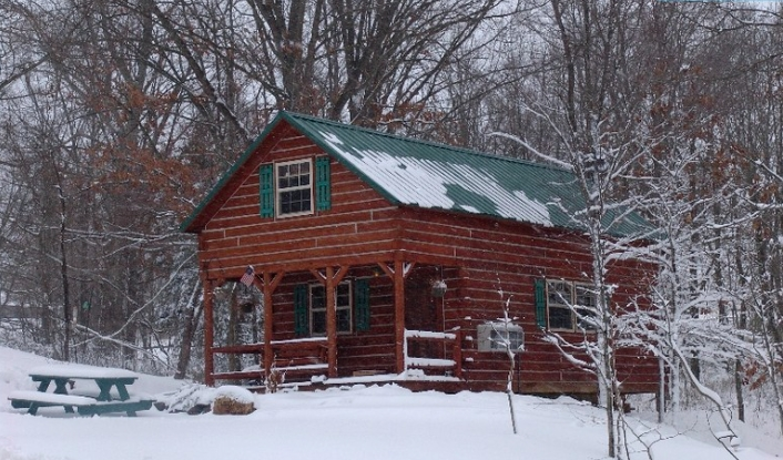 luxury cabins shawnee national forest Cabins In Shawnee National Forest