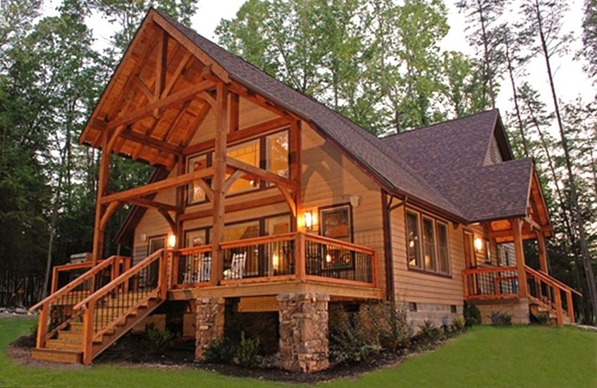 luxury mountain cabin on gauley canyon near new river gorge mount Cabins Near New River Gorge