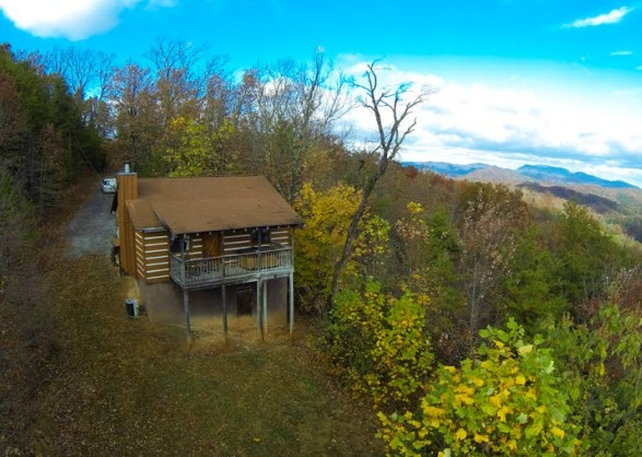 maggie house Secluded Cabins In Smoky Mountains