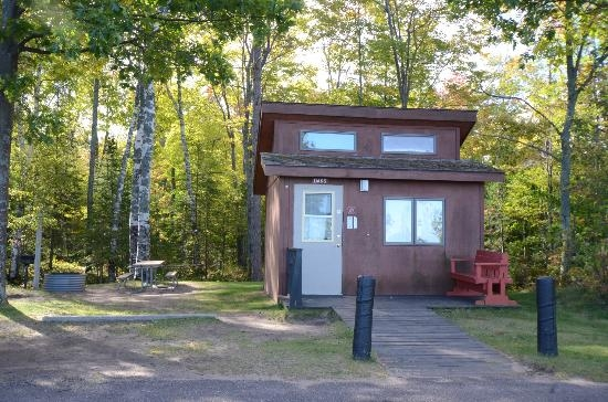 mclain state park campground updated 2018 reviews hancock mi Michigan State Parks Cabins