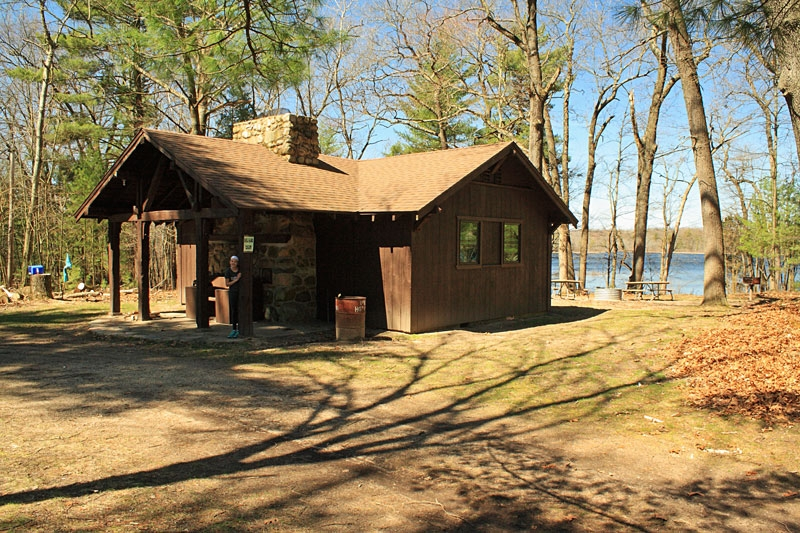 michigan state park cabin rentals mymichigantrips Michigan Campgrounds With Cabins