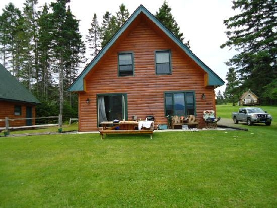 moose cabin picture of partridge cabins pittsburg tripadvisor Partridge Cabins Pittsburg Nh