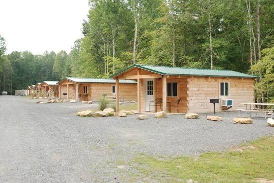 mountain lake campground and cabins updated 2018 prices reviews West Virginia Camping Cabins