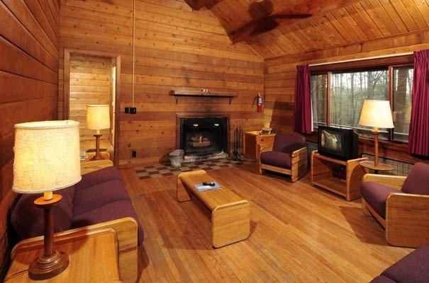 n bend state park lodge sandhill wv booking North Bend State Park Cabins