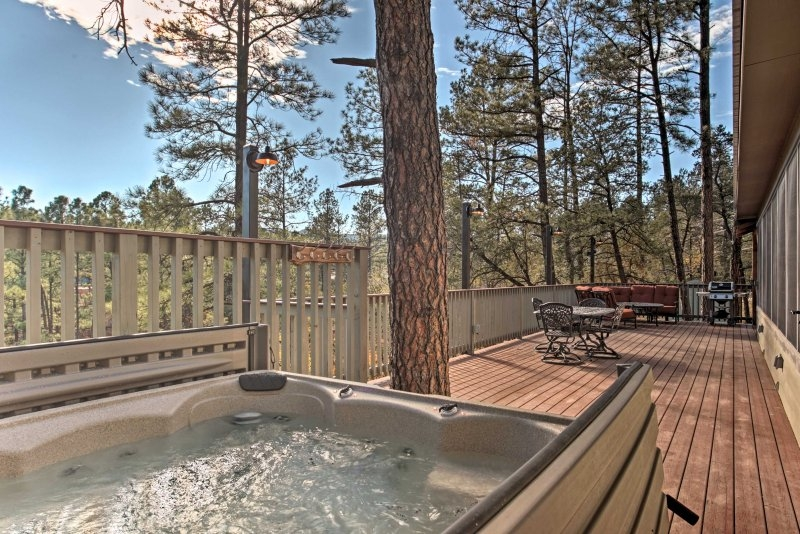 new cozy 4br ruidoso cabin whot tub mtn views updated 2018 Ruidoso Cabins With Hot Tubs
