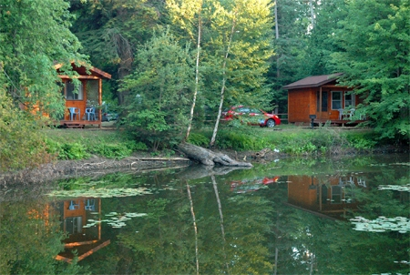 northland outfitters upper peninsula cabin rentals Campgrounds In Michigan With Cabins