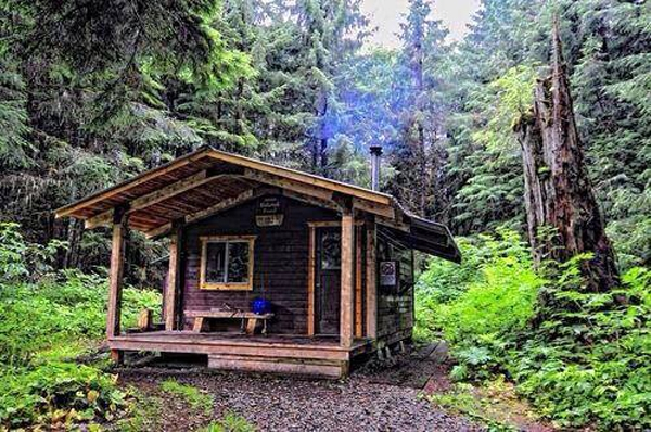 off grid talk natural building blog Building A Cabin In The Alaskan Wilderness