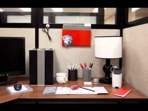 office cubicle decorating ideas youtube Office Cabin Decorating Ideas