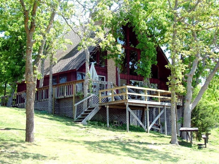 oklahoma cabin and home rentals near turner falls arbuckle lake Arbuckle Wilderness Cabins