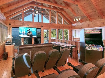 one bedroom cabins in gatlinburg pigeon forge tn 1 Bedroom Cabins In Gatlinburg Tn