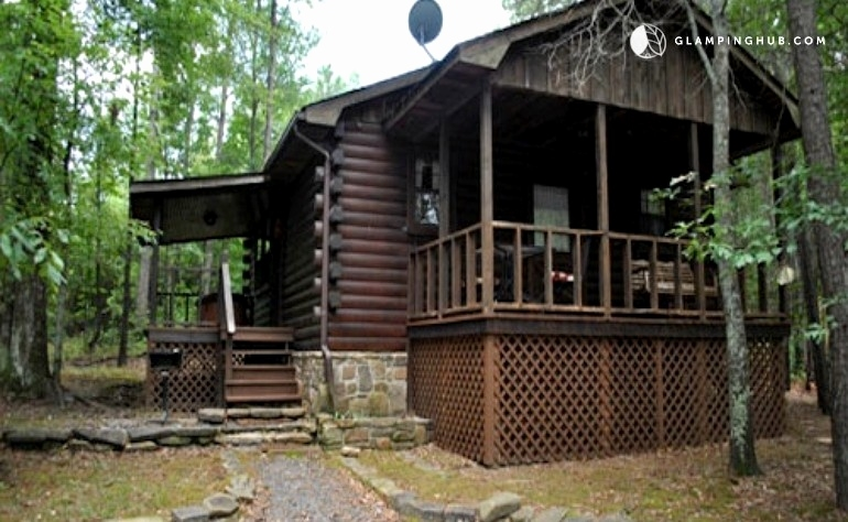 ouachita national forest lodging best of cabin with hot tub near Ouachita National Forest Cabins