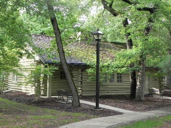 our cabin picture of starved rock state park utica tripadvisor Starved Rock State Park Cabins