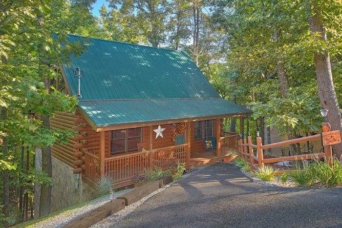 our happy place cabin near teaster ln pigeon forge Cabins Usa Gatlinburg Tennessee