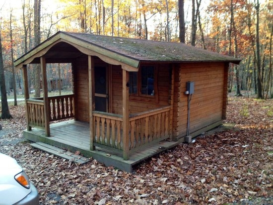 our weekend cabin picture of rocky gap state park cumberland Rocky Gap State Park Cabins