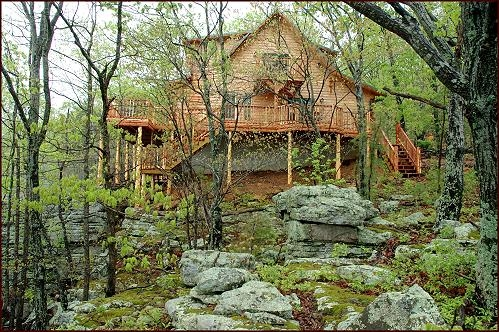 ozark bluff dwellers cabin rentals Cabins In Mountain Home Ar