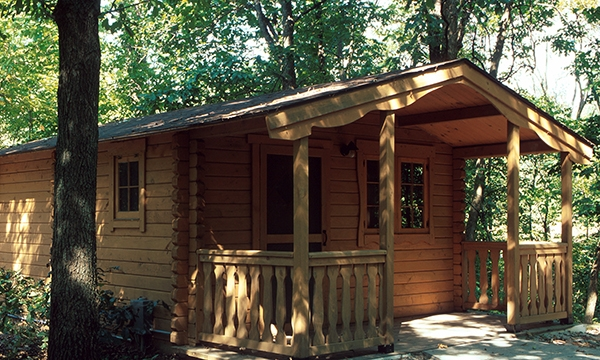 parks Buck Creek State Park Cabins